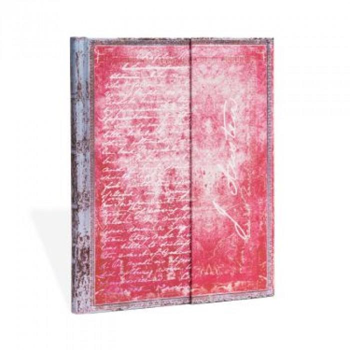 "PAPERBLANKS 18x23cm ""Jane Austen"" Blanco 144p"