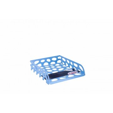 SAX Brievenbakje Voronoi Blauw Licht