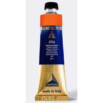 MAIMERI PURO Olieverf 40ml Cadmium Oranje