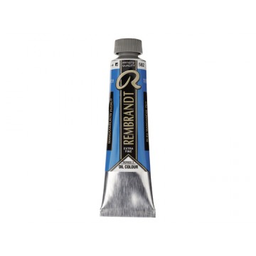 REMBRANDT Olieverf 40ml  Mangaanblauw Phtalo