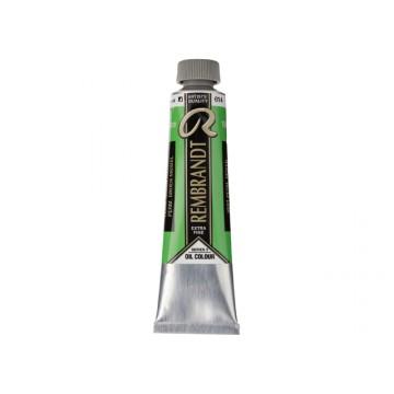 REMBRANDT Olieverf 40ml  Permanent Groen Midden