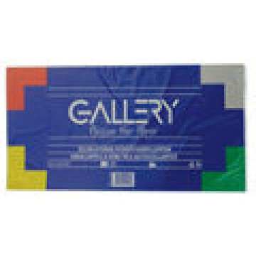 GALLERY 50 Vensterenveloppen 114x229mm 80gr