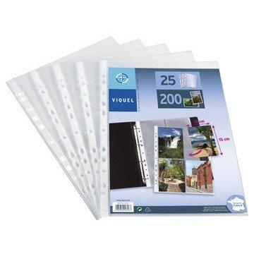 VIQUEL Set 25 Pochetten voor 8 Foto's 10x15
