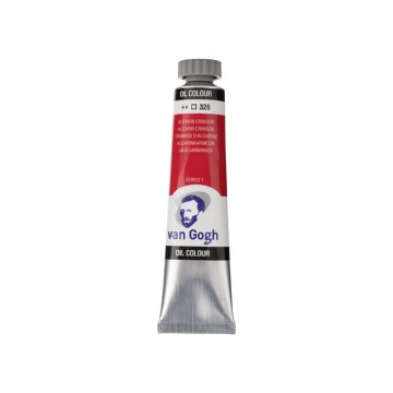 VANGOGH Olieverf 22ml Alizarin Crimson