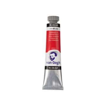 VANGOGH Olieverf 22ml Permanent Rood