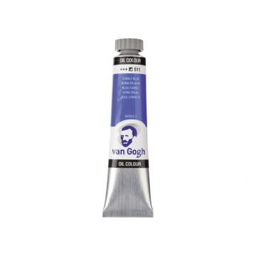 VANGOGH Olieverf 22ml Kobalt Blauw