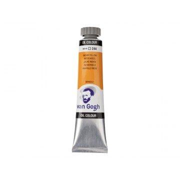 VANGOGH Olieverf 22ml Indisch Geel