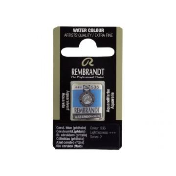 REMBRANDT Waterverf napje Ceruleum Blauw Phtalo
