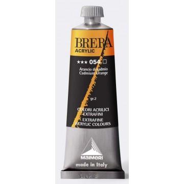 BRERA Acrylverf 60ml Serie 2 Cadmium Oranje