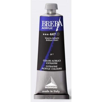 BRERA Acrylverf 60ml Serie 1 Briljant Violet