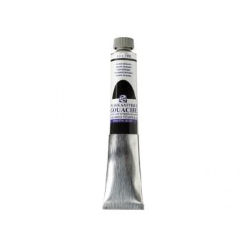 TALENS Plakkaatverf Tube 60ml  Zwart Intenso