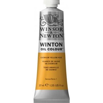 W&N WINTON Olieverf 37ml Cadmium Geel Hue