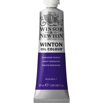 W&N WINTON Olieverf 37ml Purper Diox