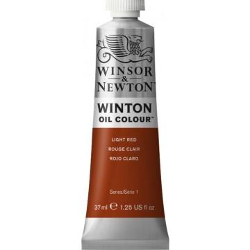 W&N WINTON Olieverf 37ml Rood Licht