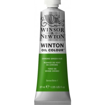 W&N WINTON Olieverf 37ml CHROME GREEN HUE