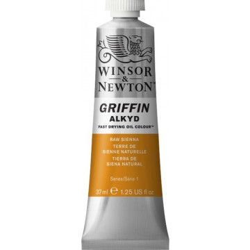 W&N GRIFFIN Alkydverf 37ml  Sienna Natuur
