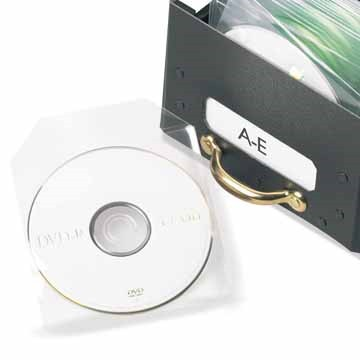 3L 25 CD-pockets Nietr-Klevend