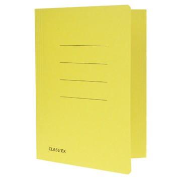 CLASSEX Dossiermap 18x22,5cm Geel