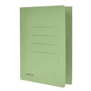 CLASSEX Dossiermap 18x22,5cm Groen