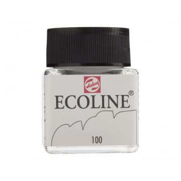 TALENS Ecoline Flacon 30ml  Wit
