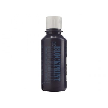 TALENS Blockprint Waterbasis 250ml Donker Blauw