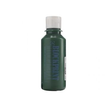 TALENS Blockprint Waterbasis 250ml Donker Groen