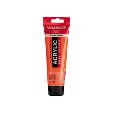 AMSTERDAM Acrylverf 120ml Reflex Oranje