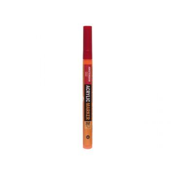 AMSTERDAM Acrylverf Marker 2mm Fluo Oranje