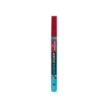 AMSTERDAM Acrylverf Marker 2mm Turkoois Groen