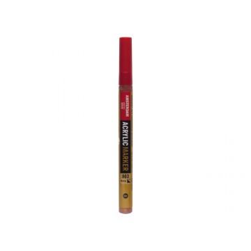 AMSTERDAM Acrylverf Marker 2mm Goud Donker