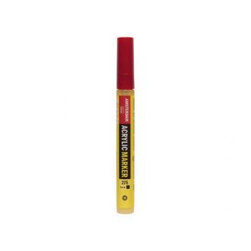 AMSTERDAM Acrylverf Marker 4mm Geel Primair