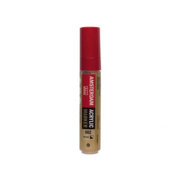 AMSTERDAM Acrylverf Marker 15mm Goud Licht