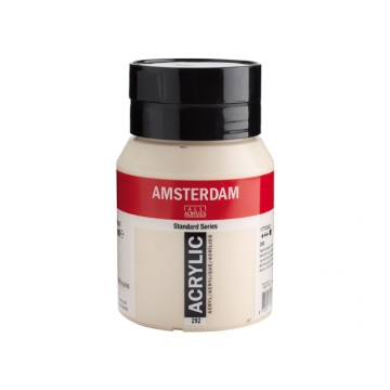 AMSTERDAM Acrylverf 500ml  Napelsgeel Rood Licht