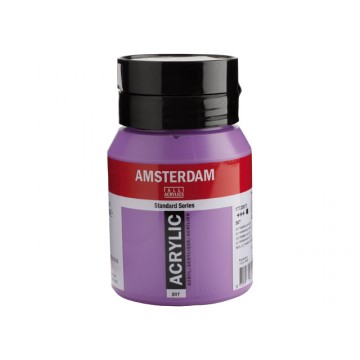 AMSTERDAM Acrylverf 500ml  Ultramarijnviolet