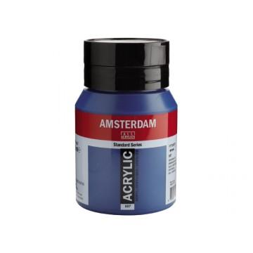 AMSTERDAM Acrylverf 500ml  Groenblauw