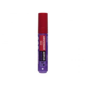 AMSTERDAM Acrylverf Marker 15mm Ultramarijn Violet