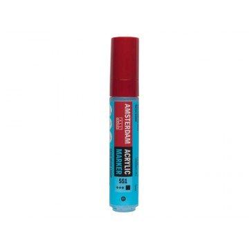 AMSTERDAM Acrylverf Marker 15mm Hemelsblauw Licht