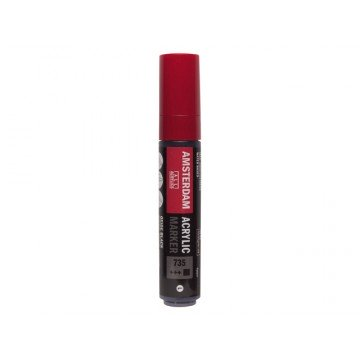 AMSTERDAM Acrylverf Marker 15mm Zwart Oxyde