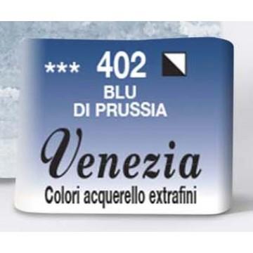 VENEZIA Aquarelverf napje Pruisisch Blauw