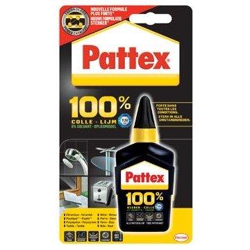 PATTEX Alleslijm 100% 50gr