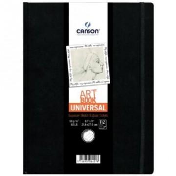 CANSON Schetsblok 112vel 96gr 21,6x28cm