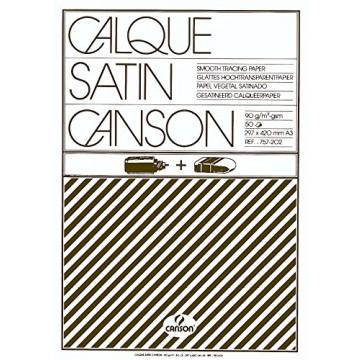 CANSON Kalkpapier 50vel A3