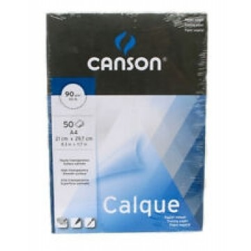 CANSON Blok Kalkpapier 50vel A4