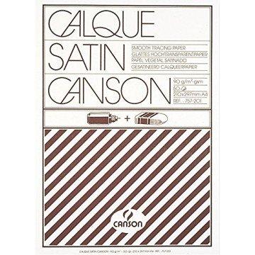 CANSON Gesatineerd Kalkpapier A4 90gr
