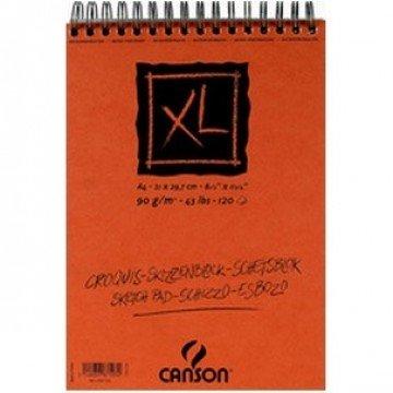 CANSON Schetsalbum XL A5 60 vellen 90gr