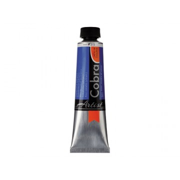 COBRA Olieverf 40ml Kobaltblauw Ultramarijn