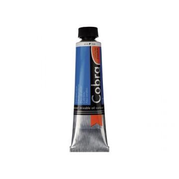 COBRA Olieverf 40ml Ceruleum Blauw
