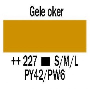 AMSTERDAM Acrylverf Marker 15mm Gele Oker