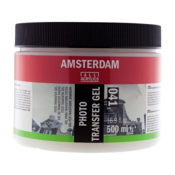 AMSTERDAM Foto Transfer Gel 500ml