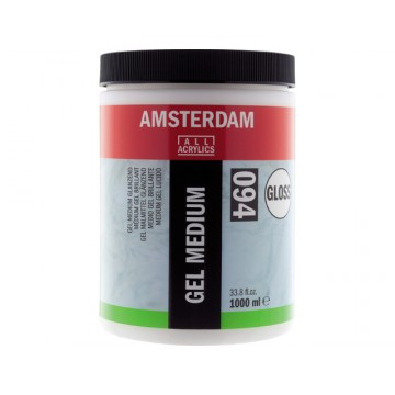 AMSTERDAM Gel Medium Glanzend 1Liter
